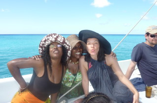 Catamaran Party Barbados
